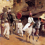Weeks Edwin Indian Prince And Parade Ceremony, Edwin Lord Weeks