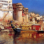 Weeks Edwin The Barge Of The Maharaja Of Benares, Edwin Lord Weeks
