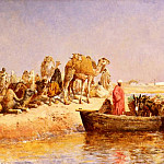 Weeks Edwin Lord Along The Nile, Edwin Longsden Long