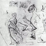 Kleobis and Beaton. 1823-1827, Karl Pavlovich Bryullov