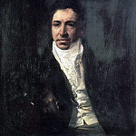 Karl Pavlovich Bryullov - Portrait of the Secretary of State PA Kikin. 1821-1822