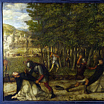 Giovanni Bellini – The Assassination of Saint Peter Martyr, Part 3 National Gallery UK