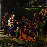 Part 3 National Gallery UK - Girolamo da Carpi - The Adoration of the Kings