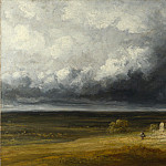 Part 3 National Gallery UK - Georges Michel - Stormy Landscape with Ruins on a Plain