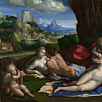 Garofalo – An Allegory of Love, Part 3 National Gallery UK