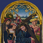 German, North – Christ carrying the Cross, Part 3 National Gallery UK