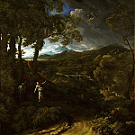 Part 3 National Gallery UK - Gaspard Dughet - Landscape with Elijah and the Angel