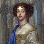 Part 3 National Gallery UK - Gonzales Coques - Portrait of a Woman as Saint Agnes