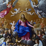 Guido Reni – The Coronation of the Virgin, Part 3 National Gallery UK