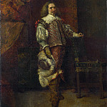 Ignacio de Leon y Escosura – A Man in 17th-Century Spanish Costume, Part 3 National Gallery UK