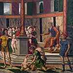 Part 3 National Gallery UK - Gerolamo Mocetto - The Massacre of the Innocents with Herod