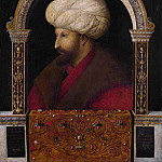 Gentile Bellini – The Sultan Mehmet II, Part 3 National Gallery UK
