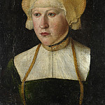 German – Portrait of a Woman, Part 3 National Gallery UK