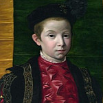 Italian, Florentine – Portrait of a Boy, Part 3 National Gallery UK