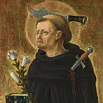 Part 3 National Gallery UK - Giorgio Schiavone - Saint Peter Martyr