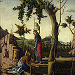 Part 3 National Gallery UK - Imitator of Andrea Mantegna - Noli me Tangere