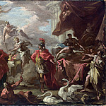 Part 3 National Gallery UK - Giovanni Antonio Pellegrini - An Allegory of the Marriage of the Elector Palatine