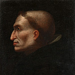 Italian, Florentine – Portrait of Savonarola, Part 3 National Gallery UK