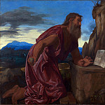 Part 3 National Gallery UK - Giovanni Girolamo Savoldo - Saint Jerome