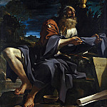Guercino – Elijah fed by Ravens, Part 3 National Gallery UK
