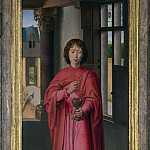 Hans Memling – Saint John the Evangelist, Part 3 National Gallery UK