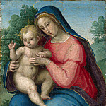 Part 3 National Gallery UK - Giovanni Antonio Sogliani - The Madonna and Child