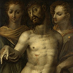 Italian – The Dead Christ supported by Angels, Part 3 National Gallery UK