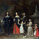 Gonzales Coques – A Family Group, Part 3 National Gallery UK
