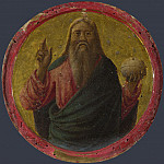 Italian, Florentine – God the Father, Part 3 National Gallery UK