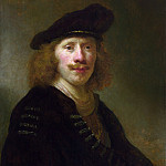 Self Portrait aged 24, Govert Teunisz Flinck