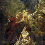 Giovanni Battista Piazzetta – The Sacrifice of Isaac, Part 3 National Gallery UK