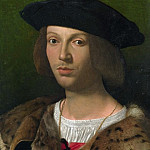 Part 3 National Gallery UK - Italian - Portrait of a Young Man