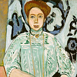 Henri Matisse – Portrait of Greta Moll, Part 3 National Gallery UK