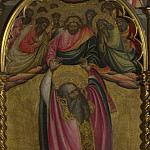 Part 3 National Gallery UK - Giovanni dal Ponte - The Ascension of Saint John the Evangelist