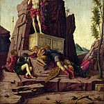 Part 3 National Gallery UK - Imitator of Andrea Mantegna - The Resurrection
