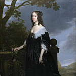 Gerrit van Honthorst – Elizabeth Stuart, Queen of Bohemia, Part 3 National Gallery UK