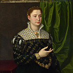 Italian, Florentine – Portrait of a Lady, Part 3 National Gallery UK
