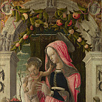Giorgio Schiavone – The Virgin and Child, Part 3 National Gallery UK