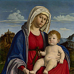 The Virgin and Child, Giovanni Battista Cima da Conegliano