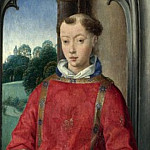 Part 3 National Gallery UK - Hans Memling - Saint Lawrence