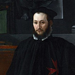Part 3 National Gallery UK - Italian, Florentine - A Knight of S. Stefano