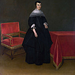 Gerard ter Borch – Portrait of Hermanna van der Cruis, Part 3 National Gallery UK