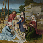 Gerard David – Lamentation, Part 3 National Gallery UK