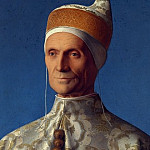 Giovanni Bellini – Doge Leonardo Loredan, Part 3 National Gallery UK