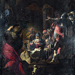 Giovanni Battista Spinelli – The Adoration of the Shepherds, Part 3 National Gallery UK