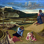 Part 3 National Gallery UK - Giovanni Bellini - The Agony in the Garden