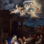 Guido Reni – The Adoration of the Shepherds, Part 3 National Gallery UK