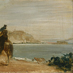 Part 3 National Gallery UK - Hilaire Germain-Edgar Degas - Promenade beside the Sea