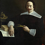 Part 3 National Gallery UK - Italian, Emilian - A Mathematician