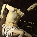 Part 3 National Gallery UK - Gerrit van Honthorst - Saint Sebastian
